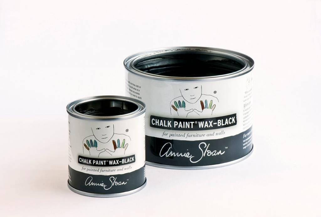Annie Sloan Chalk Paint Black Wax Tin