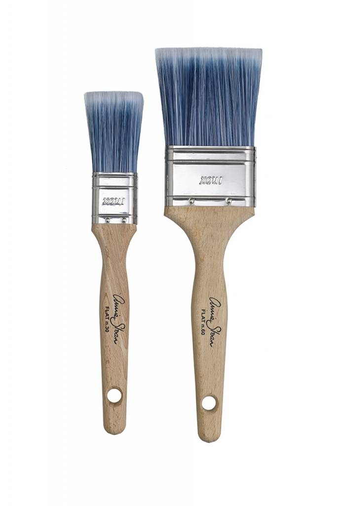 Blue Flat Smoothing Brush Sm