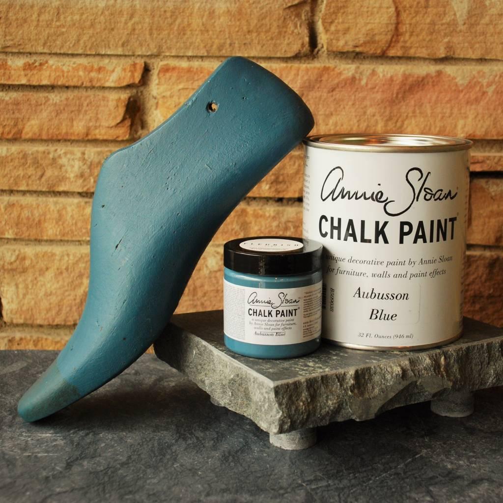 Annie Sloan Aubusson Blue Chalk Paint