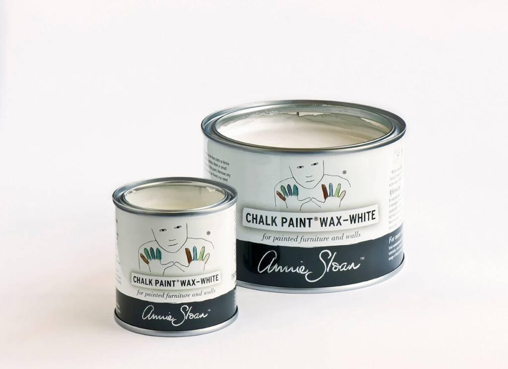 Chalk Paint White Wax Tin
