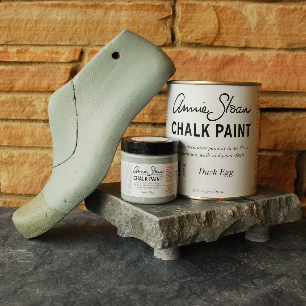 Duck Egg Chalk Paint