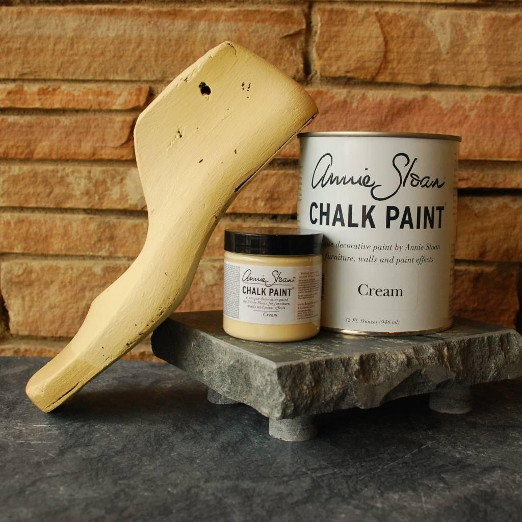 Annie Sloan Cream Chalk Paint