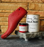 Annie Sloan Burgundy Chalk Paint