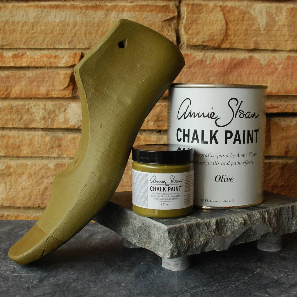 Olive Chalk Paint