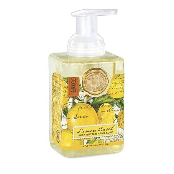 Lemon Basil Foamer Soap
