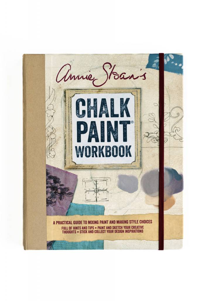 Annie Sloan Annie Sloan Workbook **NEW