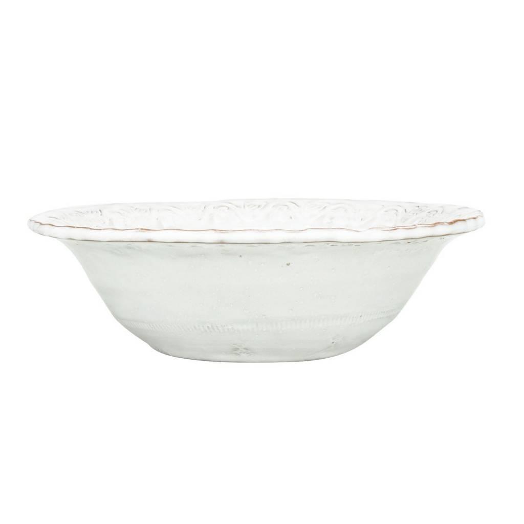 Bellezza Wht Cereal Bowl