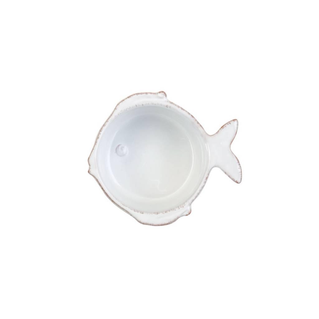 Lastra Fish Condiment Bowl