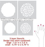 Baby Bloomers Stencil Set