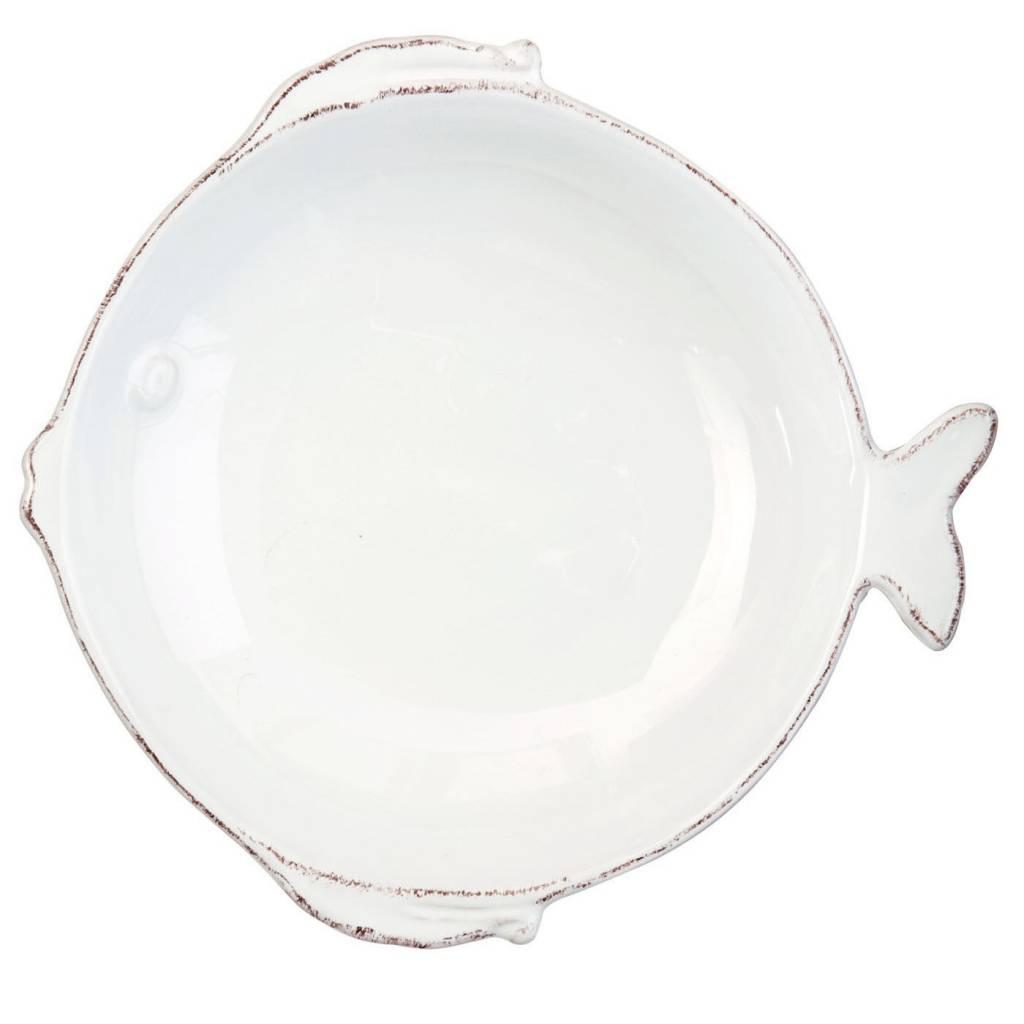 Lastra Fish Med Serving Bowl
