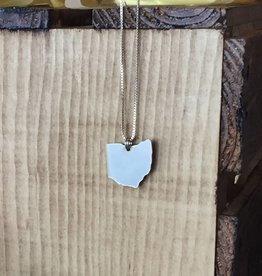 Sterling Ohio Necklace