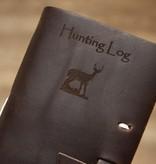 Hunting Log w Buckle