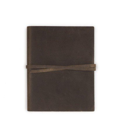 Venture Leather Notebook, Stud, Dot Grid Pages