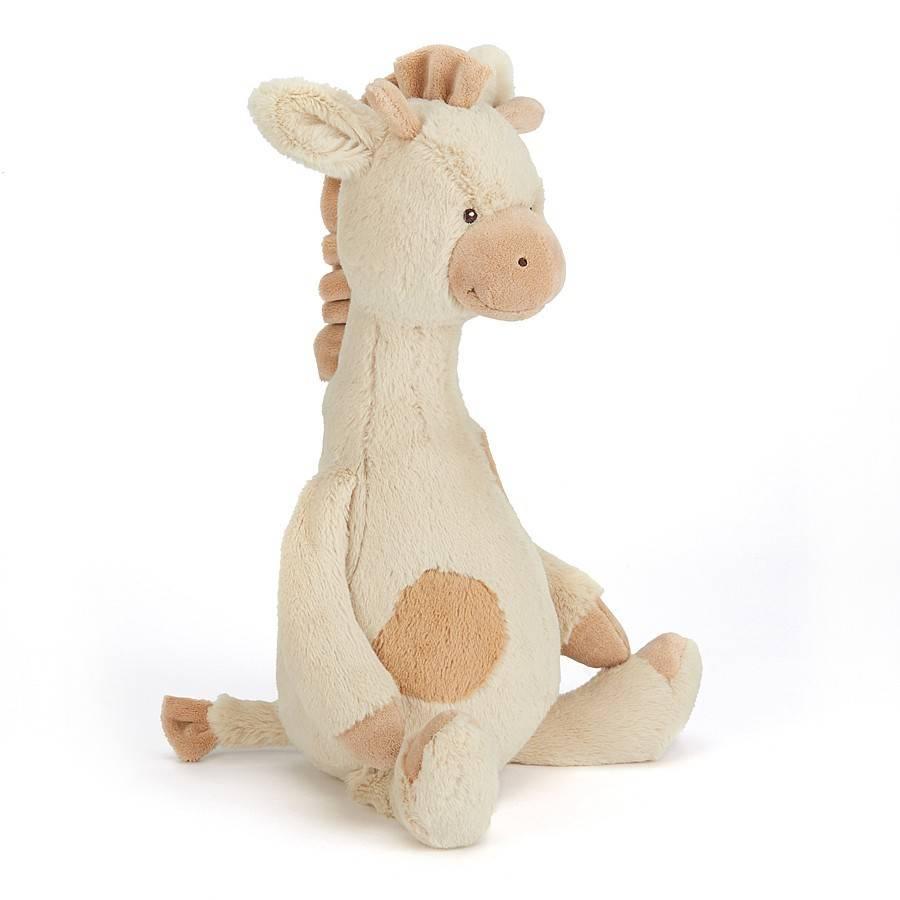 Gentle Giraffe Toy