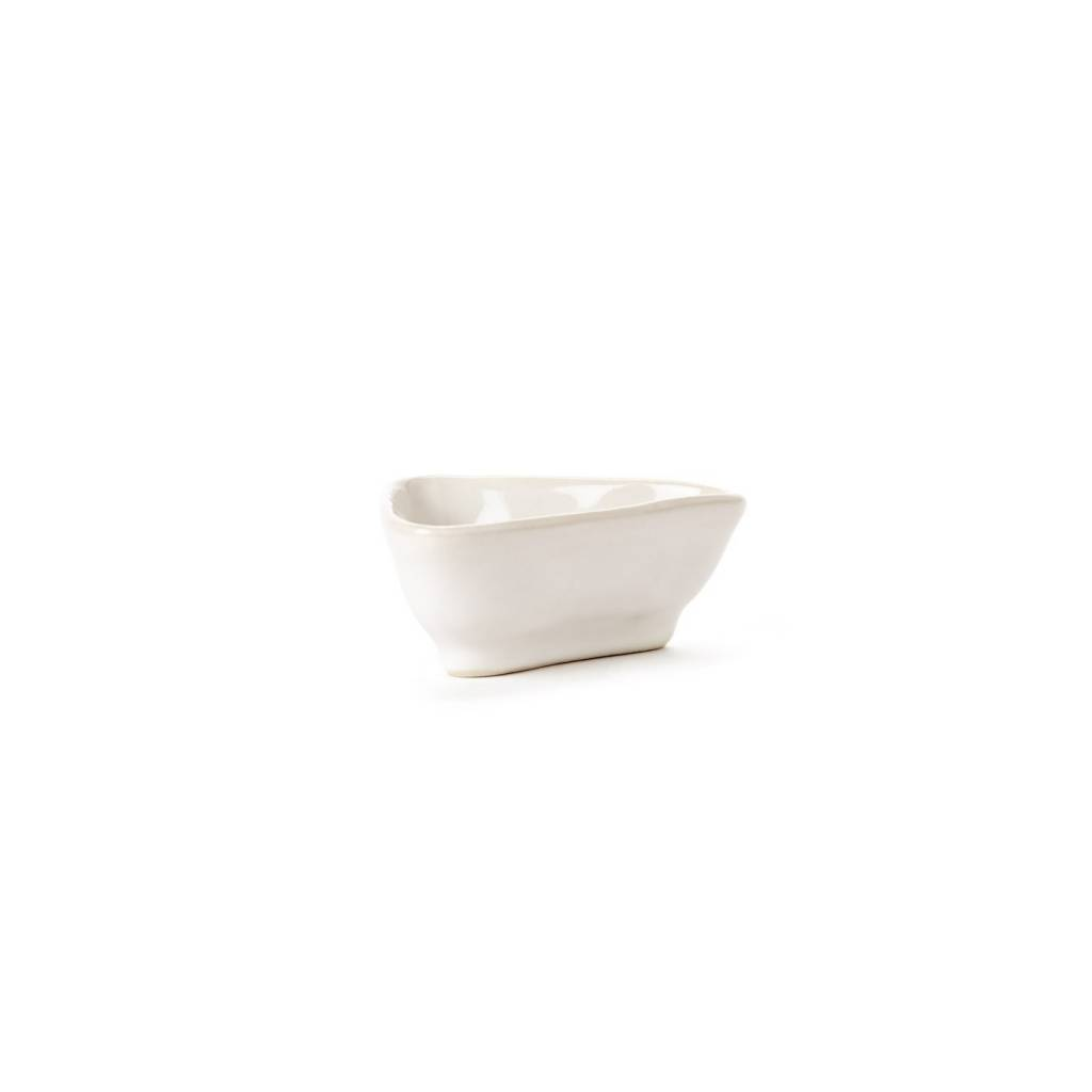 Forma Cloud Triangular Dipping Bowl