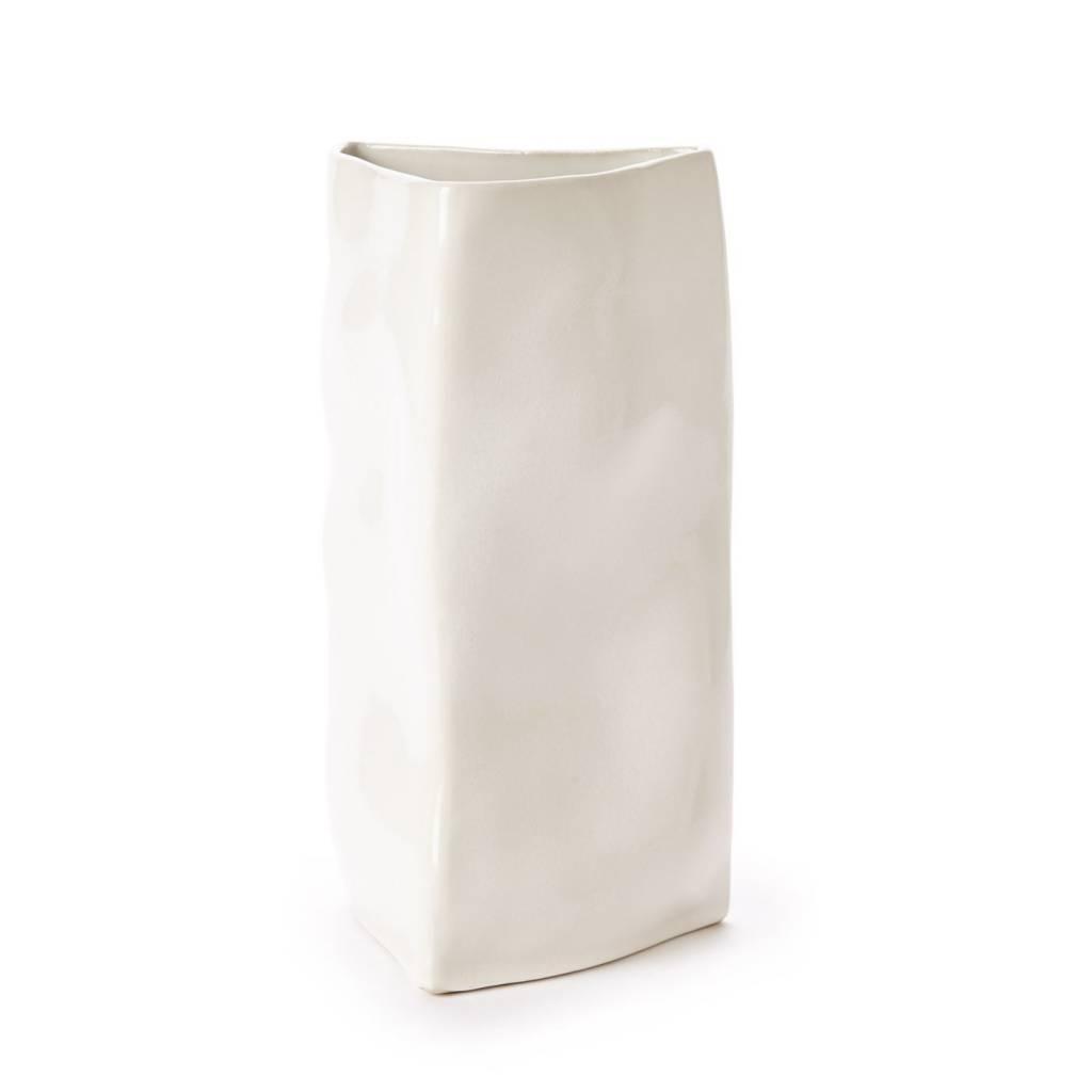 Forma Cloud Triangular Vase