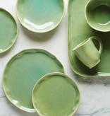 Forma Leaf Salad Plate
