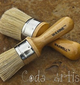 Waxine Wax Brush