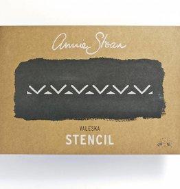 Annie Sloan A3 Valeska Stencil