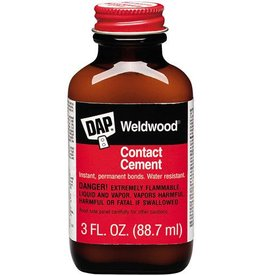 DAP Contact Cement for Efex Appliques- 3oz
