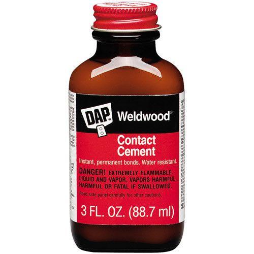 DAP Contact Cement for Efex - 3oz