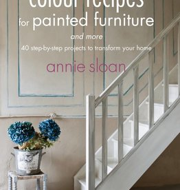 Colour/Color Recipes for Painted Furniture and More