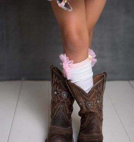 Little Boot Peep Little Girl (w Matching Headband) Ages 2-6