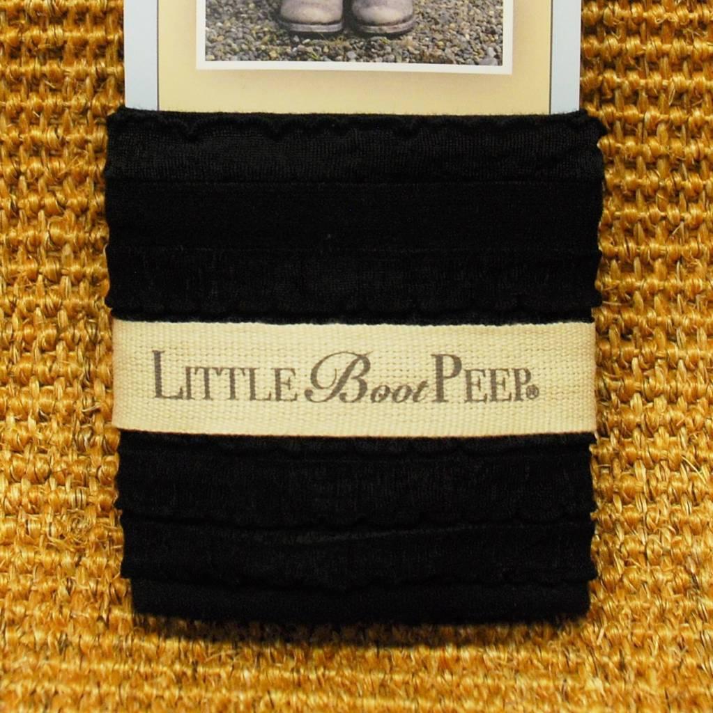 Little Boot Peep Ankle Size