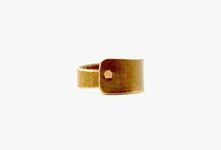 Metal Wrap Ring