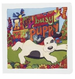 A Very Busy Puppy Book