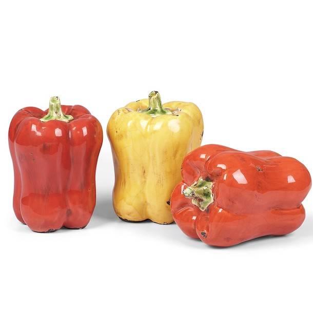 Ceramic Vegetables