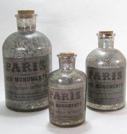 Vintage Paris Bottles