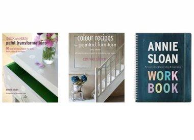 Annie Sloan & DIY Books