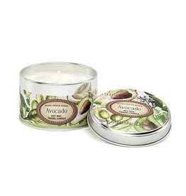 Avocado Travel Candle