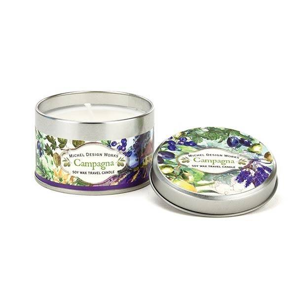 Campagna Travel Candle
