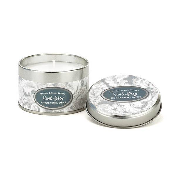 Earl Grey Travel Candle