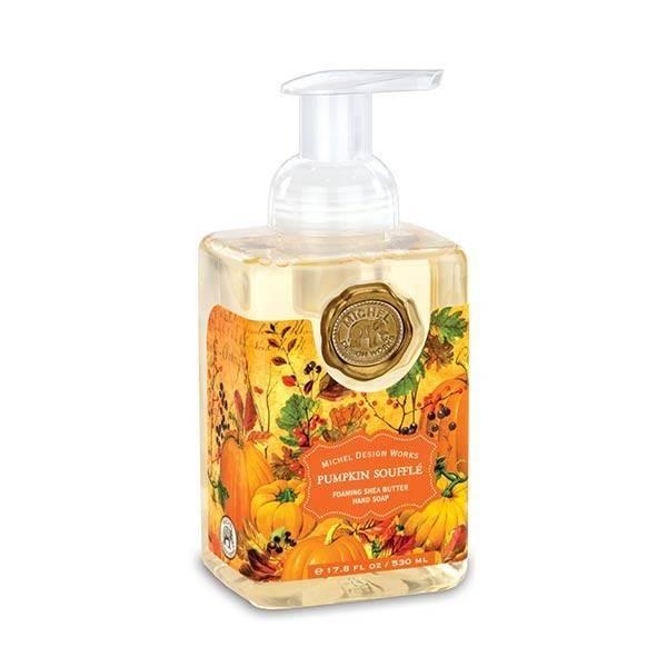Pumpkin Souffle Foamer Soap