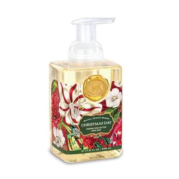 Christmas Day Foamer Soap