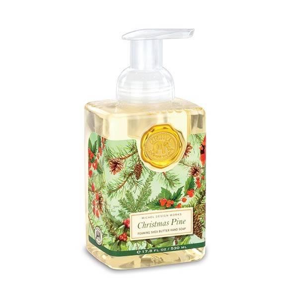 Christmas Pine Foamer Soap