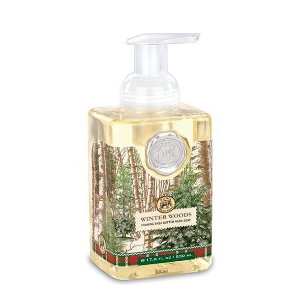 Winter Woods Foamer Soap