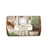Winter Woods Lg Bath Soap Bar