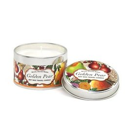 Golden Pear Travel Candle