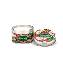 Christmas Day Travel Candle