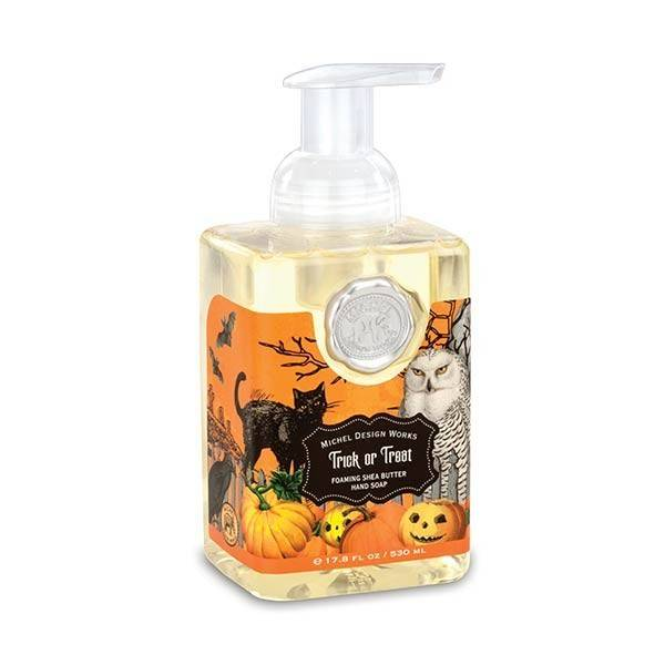 Trick or Treat Foamer Soap