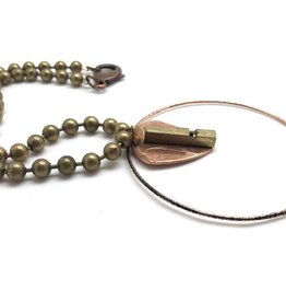 Penny Pick Whistle Necklace