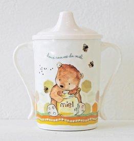 Fleurish Home Melamine Sippy Cup