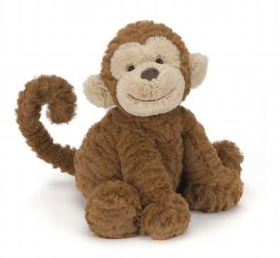 Fuddlewuddle Monkey Medium