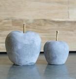Fleurish Home Lg Cement Apple