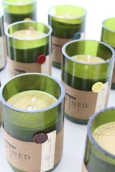Fleurish Home Rewined Candle