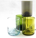 Wine Punt Upcycled Drinking Glass